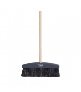 Broom and handle Kinnell grey