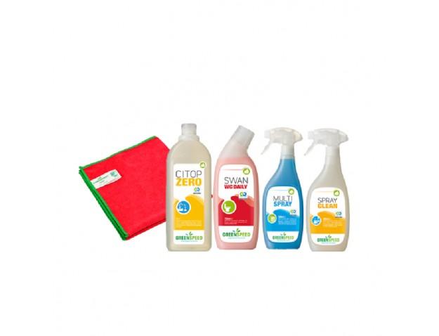 Kit limpieza ecológica