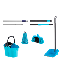 Small spaces cleanliness set