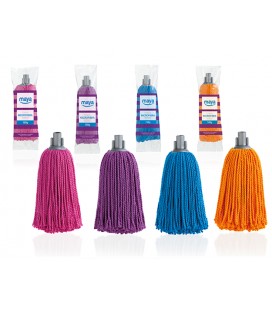 Fregona Microfibra Colors