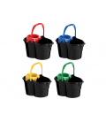 Oval bucket with basic wringer
